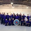 First-year Columbus Charter School Archery Team Ranked SEVENTH in State!