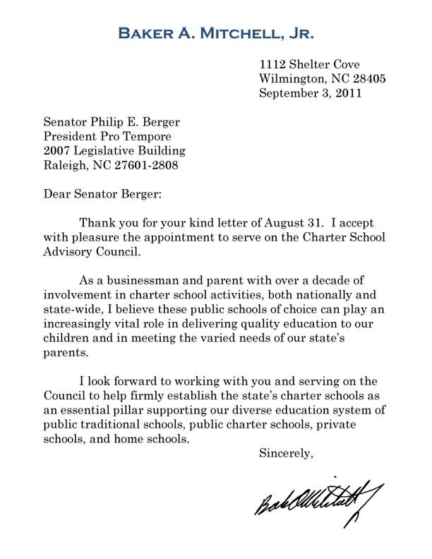 Appointment Letter Template Images