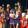 Leland cheerleaders leap to the top of the nation