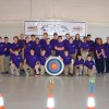 Columbus Charter Middle School Archery wins 3rd place State Title