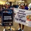 Regional Champions! All 6 RBA Cheer Teams Headed to Nationals!